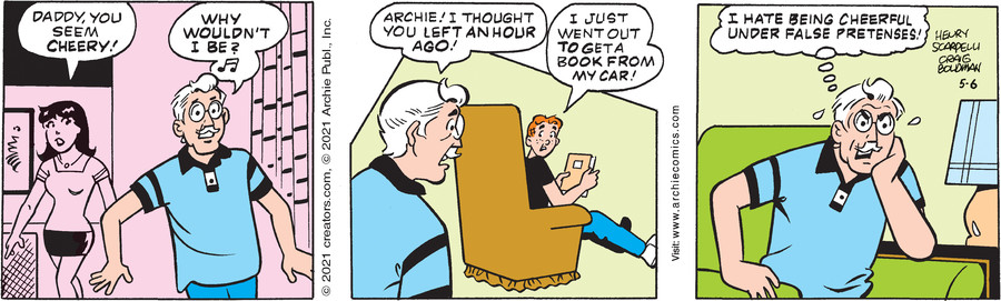 Archie for May 06, 2021